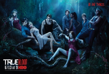 &#8216;True Blood&#8217; Season 3 cast shot 