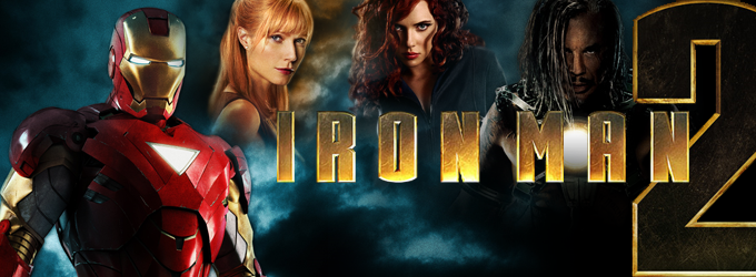 &#8216;Iron Man 2&#8217;
