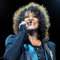Whitney Houston performs at Mediolanum Forum in Milan, Italy on May 3, 2010