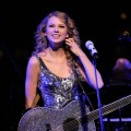 Taylor Swift performs onstage at Time's 100 most influential people in the world gala at Frederick P. Rose Hall, Jazz at Lincoln Center, NYC, May 4, 2010