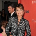 Sarah Palin attends the 2010 TIME 100 Gala at the Time Warner Center on May 4, 2010 in New York City.