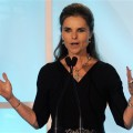 Maria Shriver accepts an award for the show at the Academy of Television Arts &amp; Sciences&#8217; 3rd Annual Television Academy Honors on May 5, 2010 in Beverly Hills