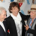 'Stones In Exile' Premiere, New York: Mick Jagger & Keith Richards Go 'Retro'