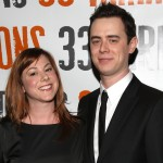 Samantha Bryant and Colin Hanks, a cute couple in March 2009