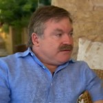 James Van Praagh sits down with Access Hollywood on May 12, 2010