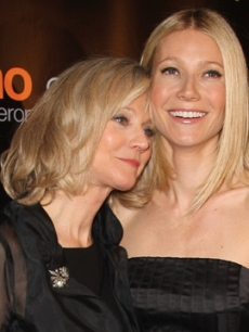 Hollywood Moms: Blythe Danner On Daughter Gwyneth Paltrow 