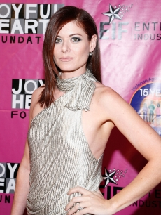 Debra Messing attends the 2010 Joyful Heart Foundation Gala at Skylight SOHO, NYC, May 5, 2010