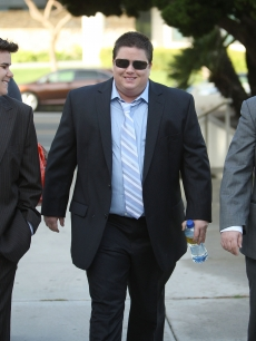 Chaz Bono has his gender change made official in court in LA on May 6, 2010