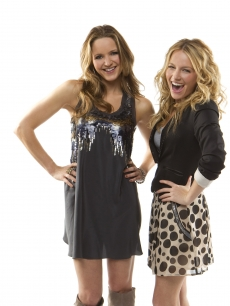 Becki Newton and Jorana Spiro of upcoming NBC comedy 'Love Bites'