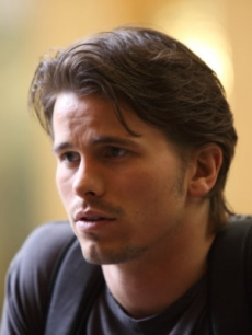 Jason Ritter from NBC's new drama 'The Event'