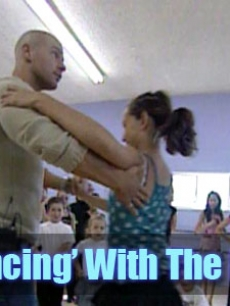 joey lawrence - dancing with kids FLASH