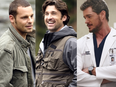 The men of Seattle Grace