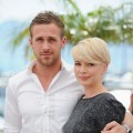 Ryan Gosling and Michelle Williams attend the &#8216;Blue Valentine&#8217; photocall at the Palais des Festivals during the 63rd Annual Cannes Film Festival in Cannes, France on May 18, 2010 