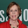 Carol Burnett smiles at a book signing for 'This Time Together' in NYC on April 8, 2010