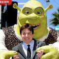 Walk All Over 'Shrek' In Hollywood (May 20, 2010)