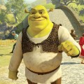 A scene from box office hit  'Shrek Forever After'