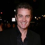 James Marsters smiles at the premiere of 'P.S. I Love You' in LA in December 2007