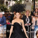 Sarah Jessica Parker poses at the UK premiere of 'Sex and The City 2' at Odeon Leicester Square on May 27, 2010 in London
