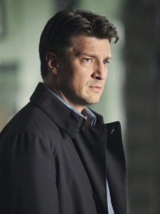 Nathan Fillion in ABC's 'Castle'