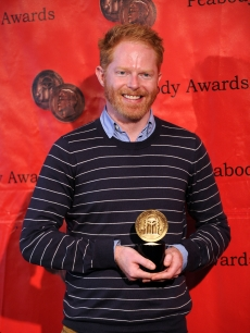 &#8216;Modern Family&#8217;s&#8217; Jesse Tyler Ferguson attends the 69th Annual Peabody Awards at The Waldorf=Astoria on May 17, 2010