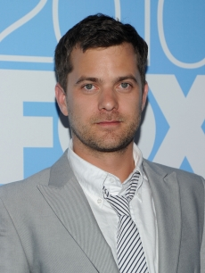 Joshua Jackson attends the 2010 FOX Upfront after party at Wollman Rink, Central Park, NYC, May 17, 2010