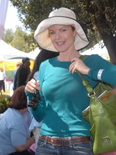 Marcia Cross at the Elizabeth Glaser Pediatric AIDS Foundation&#8217;s &#8216;A Time For Heroes&#8217; gala on June 11, 2006
