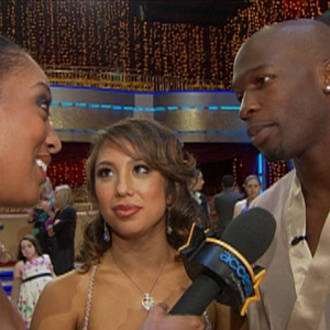 &#8216;Dancing&#8217; Says Ciao To Chad Ochocinco