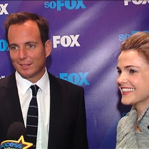 2010 FOX Upfronts: Will Arnett & Keri Russell On 'Running Wilde' & Being 'Teenage Lovers'
