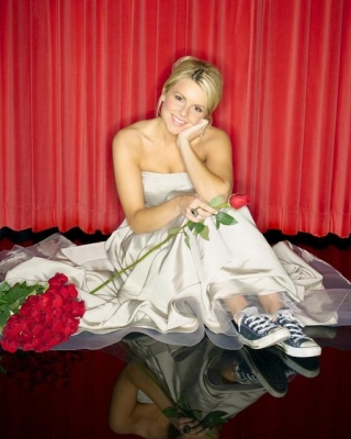 Ali Fedotowsky from ABC's 2010 edition of 'The Bachelorette'