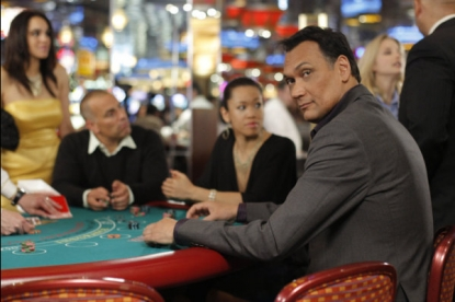Jimmy Smits in NBC's 'Outlaw'