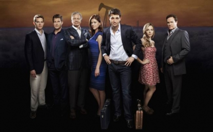 "The cast of FOX's ""Lonestar"""