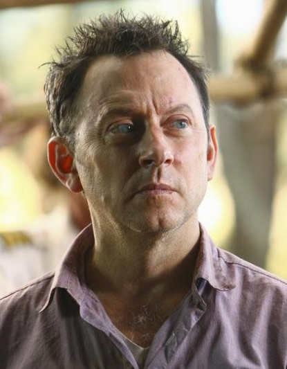 Michael Emerson as Ben Linus on Season 6 of &#8216;Lost&#8217;