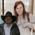 Gary Coleman and Shannon Price together in Park City, Utah, in January 2007
