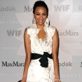 Style Star Of The Week: Frills &amp; Thrills For Zoe Saldana