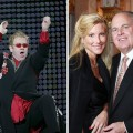 Elton John / Kate Rogers and Rush Limbaugh