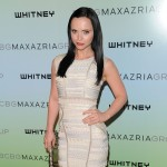 Christina Ricci attends the Whitney Museum Art Party in New York City on June 9, 2010