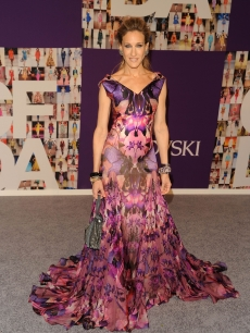 Sarah Jessica Parker attends the 2010 CFDA Fashion Awards at Alice Tully Hall, Lincoln Center on June 7, 2010 in New York City