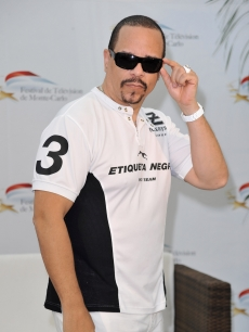 Ice-T arrives at a 'Law and Order: Special Victims Unit' photocall during the Monte Carlo Television Festival at Grimaldi Forum in Monte-Carlo, Monaco on June 8, 2010