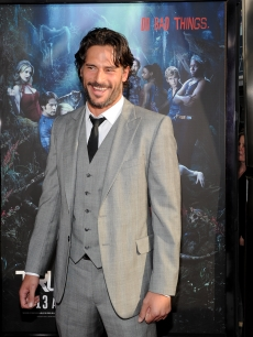 Joe Manganiello arrives at the premiere of HBO's 'True Blood' Season 3 at The Cinerama Dome in Hollywood, California on June 8, 2010