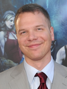 Jim Parrack arrives at HBO's 'True Blood' Season 3 premiere held at ArcLight Cinemas Cinerama Dome in Hollywood, California on June 8, 2010