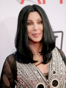 Cher arrives at the 38th AFI Life Achievement Award honoring Mike Nichols held at Sony Pictures Studios, NYC, June 10, 2010