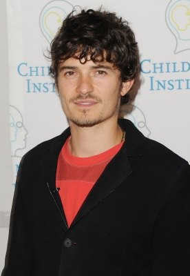 Orlando Bloom attends the 2010 Adam Jeffrey Katz Memorial Lecture Series at The Rockefeller University in New York City on June 2, 2010