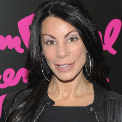 &#8216;The Real Housewives of New Jersey&#8217; star Danielle Staub attends the Gen Art Film Festival launch party at 7 For All Mankind in New York City on March 31, 2010 