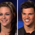 Kristen Stewart & Taylor Lautner: Their Awkward 'Eclipse' Kiss