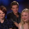 Bryce Dallas Howard, Xavier Samuel & Dakota Fanning Are Excited For 'Eclipse'