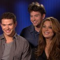 Kellan Lutz, Jackson Rathbone & Ashley Greene Get Some Action In 'Eclipse'