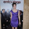 Sasha Grey &#8212; who joins the &#8216;Entourage&#8217; cast this season &#8212; looks stunning at the premiere of HBO&#8217;s &#8216;Entourage&#8217; Season 7 at Paramount Studios in Los Angeles, Calif., on June 16, 2010