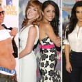 Reality stars Mike 'The Situation' Sorrentino, Kathy Griffin, Bethenney Frankel and Kim Kardashian