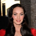 Megan Fox arrives at premiere of Warner Bros. 'Jonah Hex' held at ArcLight Cinema's Cinerama Dome on June 17, 2010 in Hollywood, Calif.