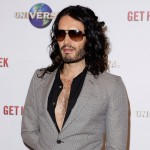 Russell Brand arrives at the premiere of 'Get Him To The Greek' at Event Cinemas George Street in Sydney, Australia on June 11, 2010